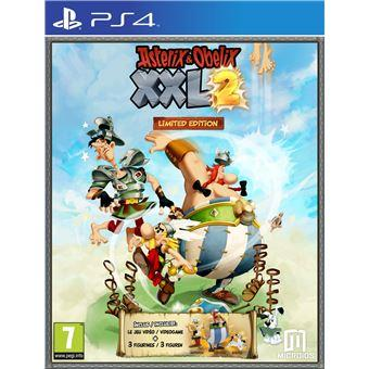 Asterix obelix xxl 2 limited edition fr nl ps4