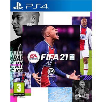Fifa 21 fr nl ps4