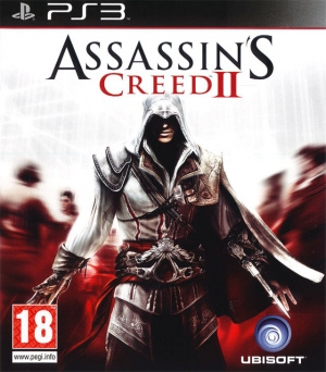 Jaquette assassin s creed ii playstation 3 ps3 cover avant g