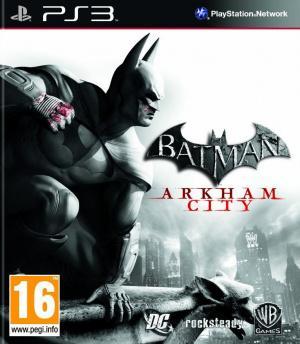 Jaquette batman arkham city playstation 3 ps3 cover avant g 1315230615