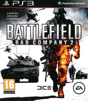 Jaquette battlefield bad company 2 playstation 3 ps3 cover avant g