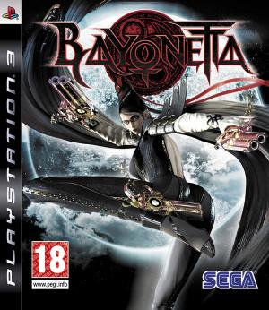 Jaquette bayonetta playstation 3 ps3 cover avant g