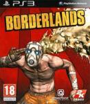 Jaquette borderlands playstation 3 ps3 cover avant g