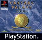Jaquette caesars palace 2000 playstation ps1 cover avant g