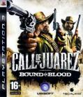 Jaquette call of juarez bound in blood playstation 3 ps3 cover avant g