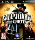 Jaquette call of juarez the cartel playstation 3 ps3 cover avant g 1311168872