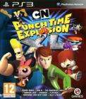 Jaquette cartoon network punch time explosion xl playstation 3 ps3 cover avant g 1339590867