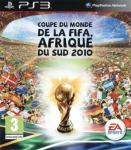 Jaquette coupe du monde de la fifa afrique du sud 2010 playstation 3 ps3 cover avant g