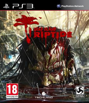 Jaquette dead island riptide playstation 3 ps3 cover avant g 1351609437