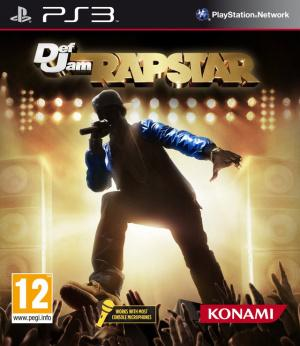 Jaquette def jam rapstar playstation 3 ps3 cover avant g