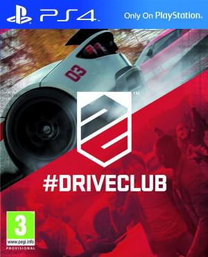 Jaquette drive club playstation 4 ps4 cover avant g 1370964123