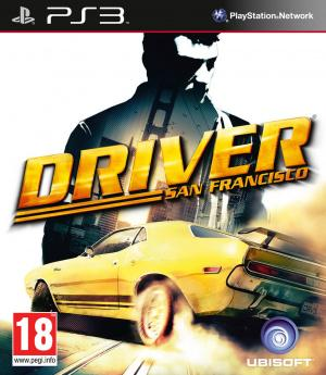 Jaquette driver san francisco playstation 3 ps3 cover avant g 1307698028