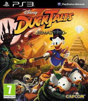 Jaquette ducktales remastered playstation 3 ps3 cover avant g 1396290542