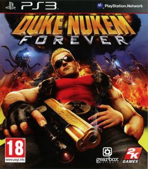 Jaquette duke nukem forever playstation 3 ps3 cover avant g 1307624819