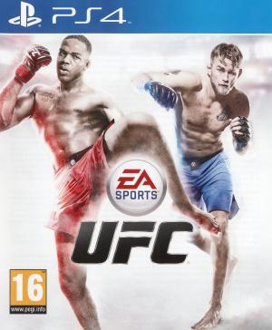 Jaquette ea sports ufc playstation 4 ps4 cover avant g 1402929478