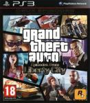 Jaquette grand theft auto episodes from liberty city playstation 3 ps3 cover avant g