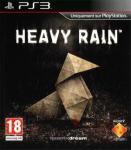 Jaquette heavy rain playstation 3 ps3 cover avant g
