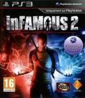 Jaquette infamous 2 playstation 3 ps3 cover avant g 1306855318