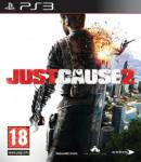 Jaquette just cause 2 playstation 3 ps3 cover avant g