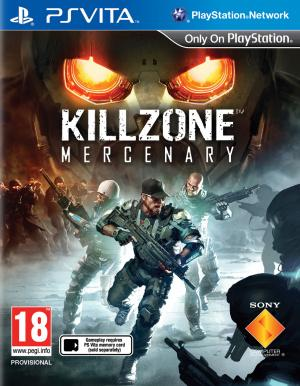 Jaquette killzone mercenary playstation vita cover avant g 1375776328