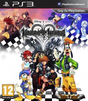 Jaquette kingdom hearts 1 5 hd remix playstation 3 ps3 cover avant g 1375990003