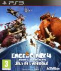 Jaquette l age de glace 4 la derive des continents jeux de l arctique playstation 3 ps3 cover avant g 1342015186