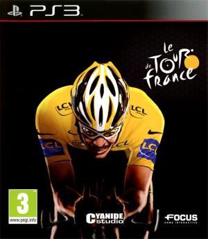 Jaquette le tour de france playstation 3 ps3 cover avant g 1309352679