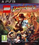 Jaquette lego indiana jones 2 l aventure continue playstation 3 ps3 cover avant g