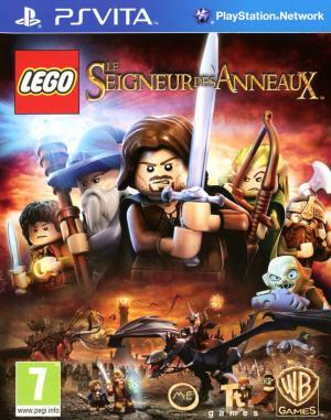 Jaquette lego le seigneur des anneaux playstation vita cover avant g 1353508999