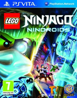 Jaquette lego ninjago nindroids playstation vita cover avant g 1396880406