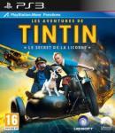 Jaquette les aventures de tintin le secret de la licorne playstation 3 ps3 cover avant g 1316439281