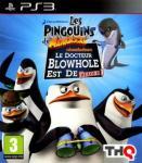Jaquette les pingouins de madagascar le docteur blowhole est de retour playstation 3 ps3 cover avant g 1316012035
