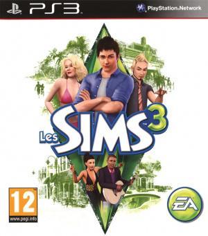 Jaquette les sims 3 playstation 3 ps3 cover avant g