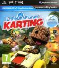 Jaquette littlebigplanet karting playstation 3 ps3 cover avant g 1352208389