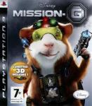 Jaquette mission g playstation 3 ps3 cover avant g