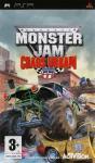 Jaquette monster jam urban assault playstation portable psp cover avant g