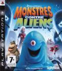Jaquette monstres contre aliens playstation 3 ps3 cover avant g