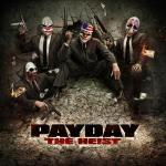 Jaquette payday the heist playstation 3 ps3 cover avant g 1313694764