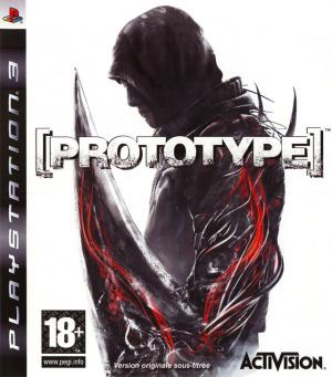 Jaquette prototype playstation 3 ps3 cover avant g
