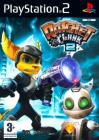Jaquette ratchet clank 2 playstation 2 ps2 cover avant g