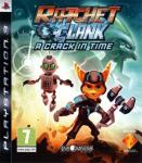 Jaquette ratchet clank a crack in time playstation 3 ps3 cover avant g