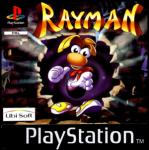Jaquette rayman playstation ps1 cover avant g 1361809668