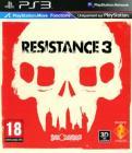 Jaquette resistance 3 playstation 3 ps3 cover avant g 1315318713