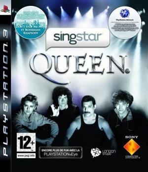 Jaquette singstar queen playstation 3 ps3 cover avant g