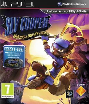 Jaquette sly cooper voleurs a travers le temps playstation 3 ps3 cover avant g 1363789114