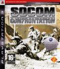 Jaquette socom confrontation playstation 3 ps3 cover avant g