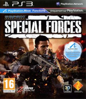 Jaquette socom special forces playstation 3 ps3 cover avant g 1306855372