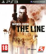 Jaquette spec ops the line playstation 3 ps3 cover avant g 1340805705