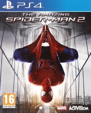 Jaquette the amazing spider man 2 playstation 4 ps4 cover avant g 1398861894