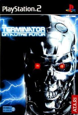 Jaquette the terminator un autre futur playstation 2 ps2 cover avant g